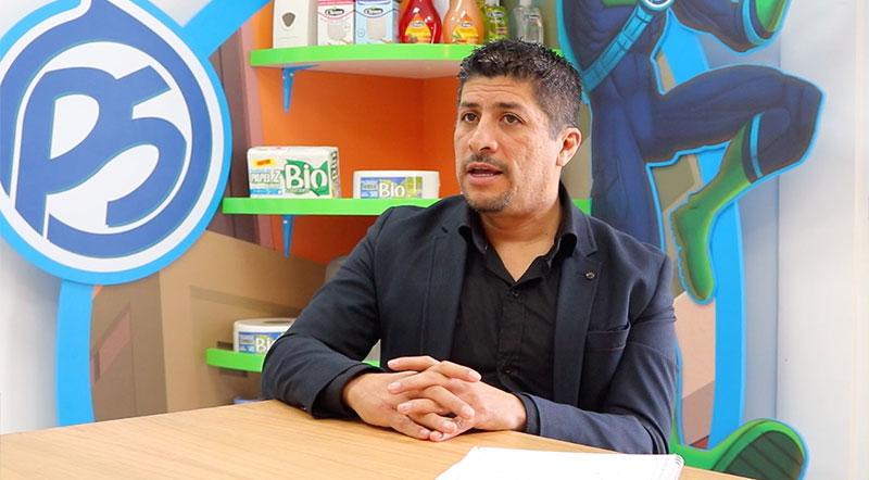 Una historia de crecimiento y 4 Consejos para emprendedores de Juan Andrés Benavides de Unilimpio